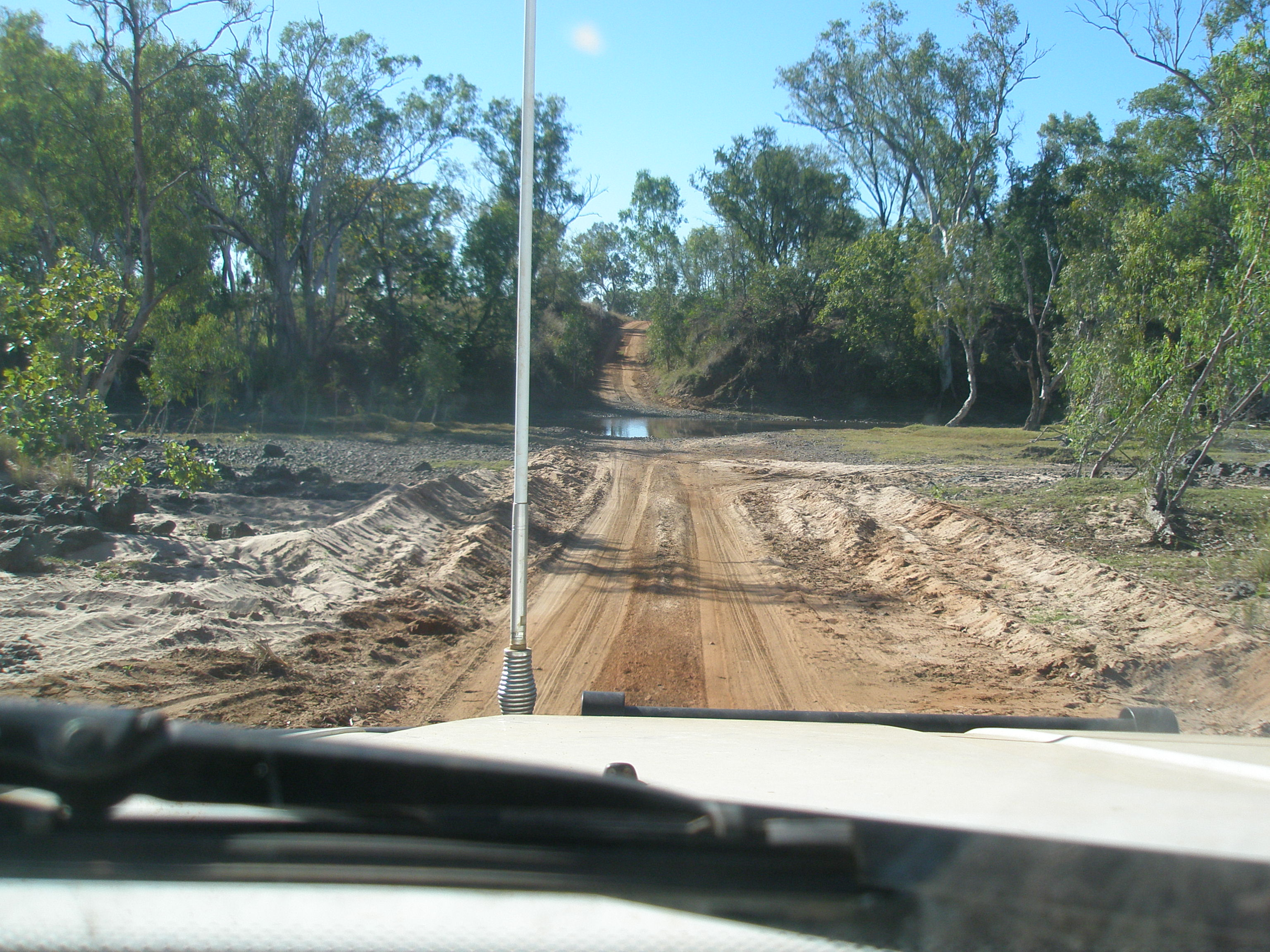 4wd camper hire needed for rough roads