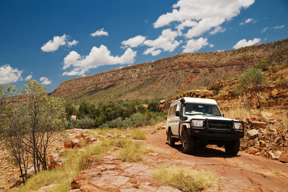 4wd campers for hire - outback