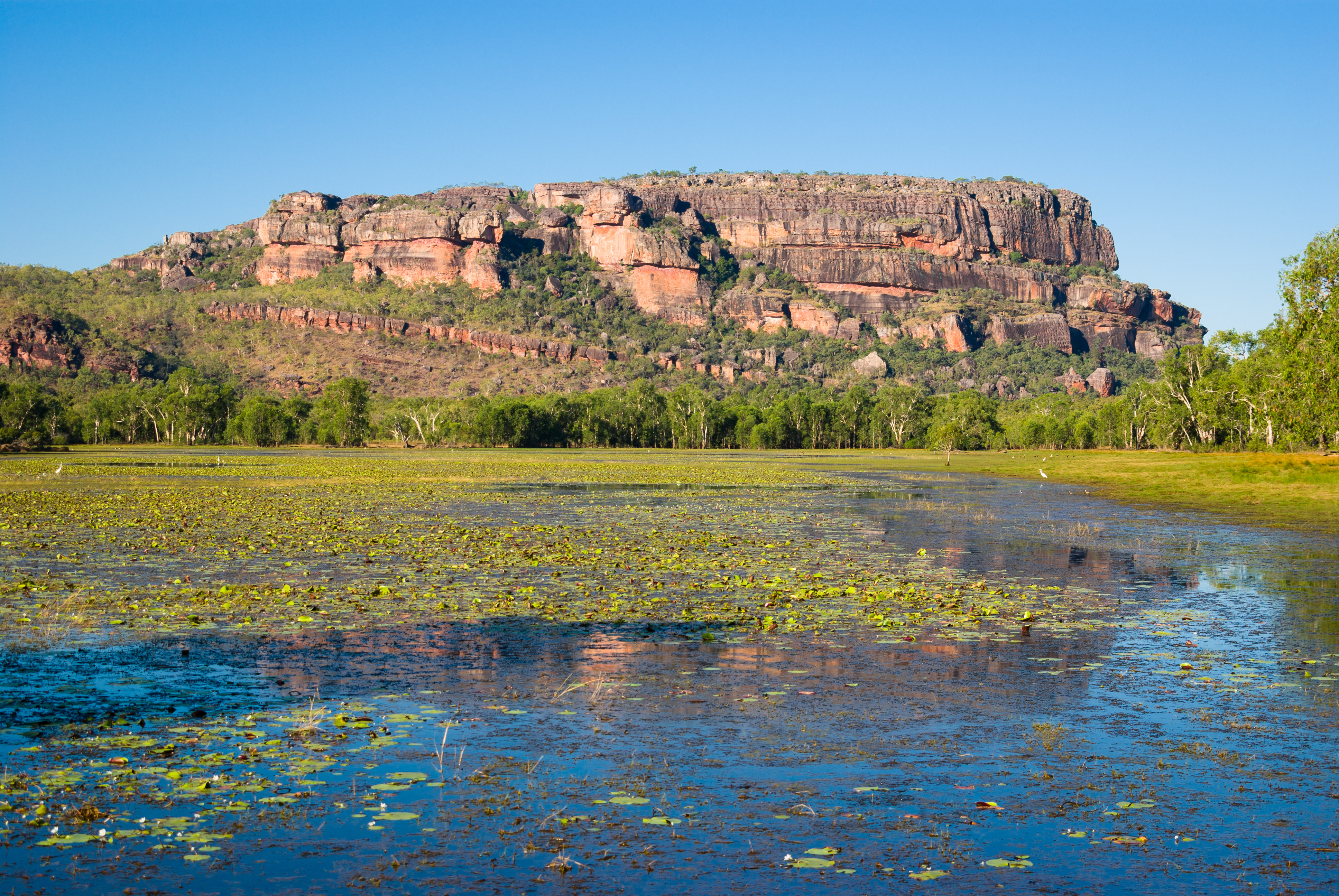 4wd camper hire - Kakadu National park