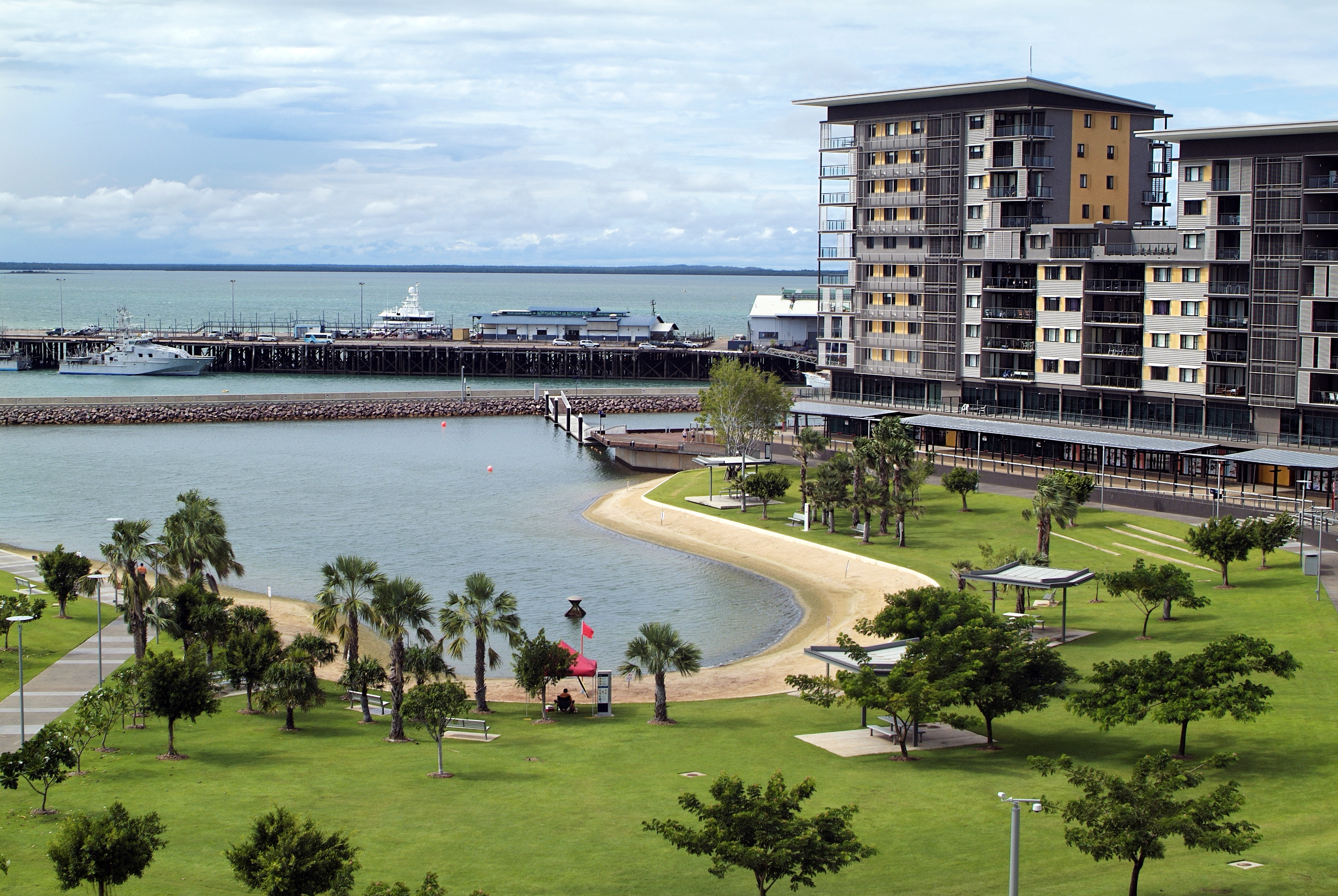 Darwin Australia  city images : Waterfront Darwin Australia